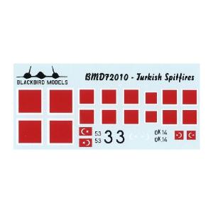 TURKISH SPITFIRES