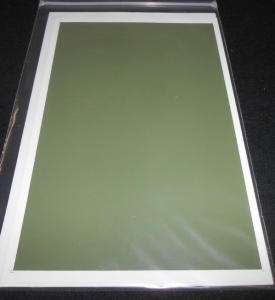 US ZINC CHROMATE GREEN