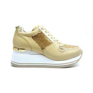 Sneaker platino Apepazza