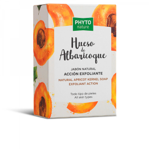 Phyto Nature Natural Apricot Kernel Soap Exfoliant Action 120g