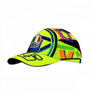 Cappello VR46 Multicolor