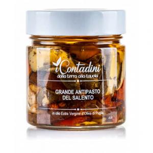 Grande antipasto del Salento - iContadini