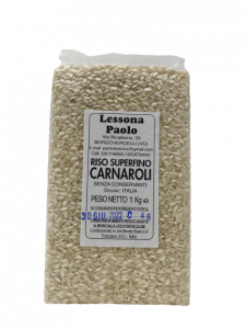 RISO SUPERFINO CARNAROLI 1KG