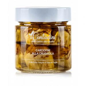Carciofini alla crudaiola - iContadini