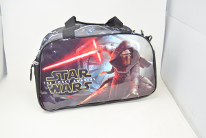 Duffle Bag Star Wars Black