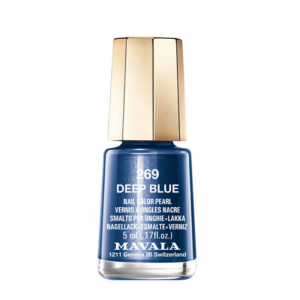 Mavala Smalto Per Le Unghie 269 Deep Blue 5ml