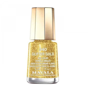 Mavala Smalto Per Le Unghie 340 Glitter Gold 5ml