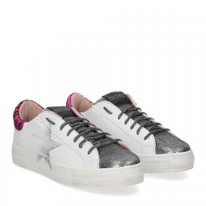 Nira Rubens Martini NIST97 sneaker stella pink tigretta