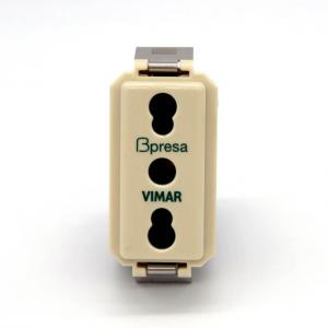 Bpresa per Vimar serie 8000