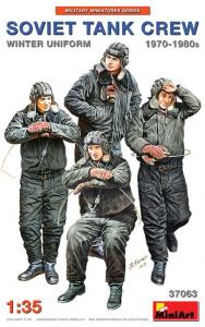 SOVIET TANK CREW 1970-1980s