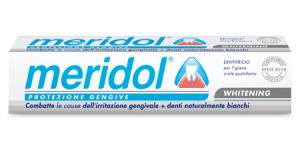 Dentifricio Meridol® Whitening Sbiancante e Curativo per Gengive