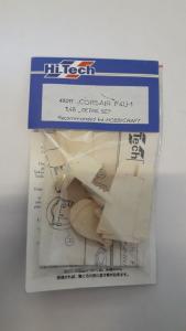 CORSAIR F4U-1 DETAIL SET