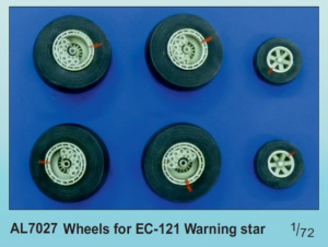 EC-121 Warning Star Wheels