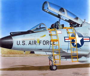 F-101B Woodoo