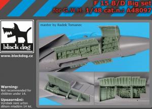 F-15 B/D big set