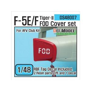 F-5E/F TIGER-II FOD