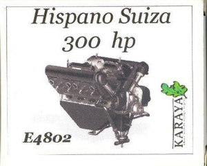 HISPANO SIUZA 300 HP