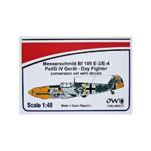 ME 109 E-3 PEILG IV