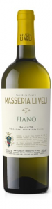 Fiano 2019 - Salento IGT - Masseria li Veli