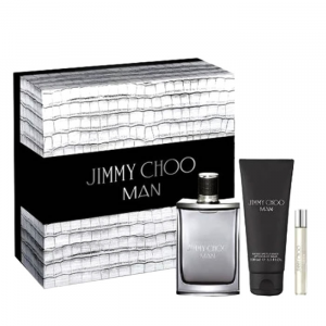 Jimmy Choo Man Eau De Toilette Spray 100ml Set 3 Parti 2020