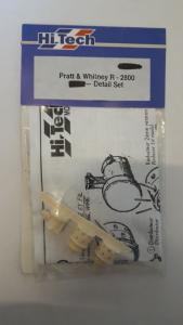 PRATT & WHITNEY R-2800 DETAIL SET