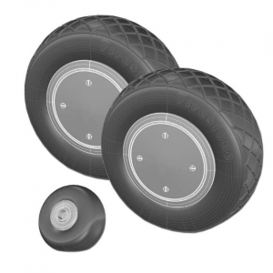 P-40 WARHAWK WHEEL SET