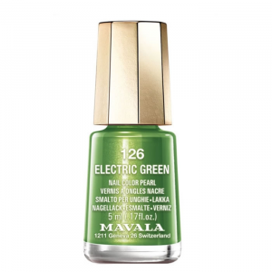 Mavala Smalto Per Le Unghie 126 Electric Green 5ml