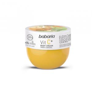 Vitamina C Crema Corpo Babaria 400ml