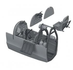 Spitfire Mk.I Cockpit