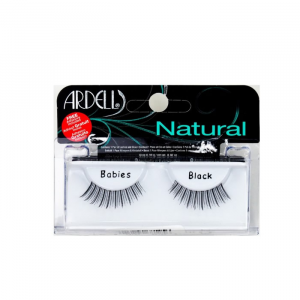 Ardell Natural Lashes Babies Black