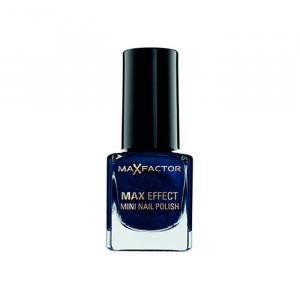 Max Factor Max Effect Mini Nail Polish 18 Cloudy Blue