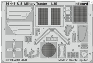 U.S. Millitary Tractor