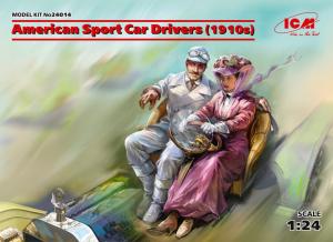 American Sport Car Drivers