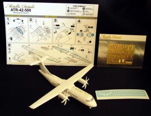 ATR 42-500 (Italeri)