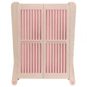 Armadio rosa - Albero Bambino