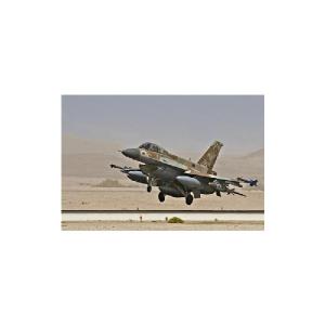 F-16D IDF CON SERBATOI AL