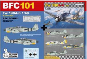 Fw 190A-6 Sturmstaffel
