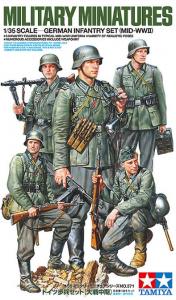 German Infantry Set