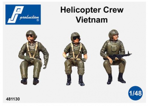 Helicopter Crew Vietnam
