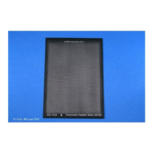 HONEYCOMB RADIATOR MESH