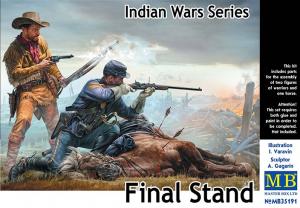 Indian War series, Final stand