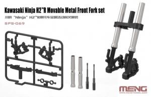 Kawasaki Ninja H2™R Movable Front Fork set