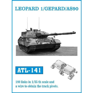 LEOPARD 1 / GEPARD/ AS90