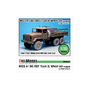 M923A1 BIG FOOT TRUCK MICH. XL