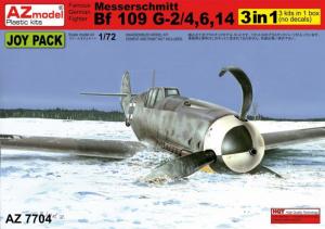 Me-109G-2/G-4/G-6/G-14