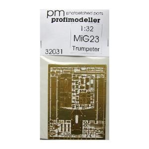 MIG-23 - WHELL BAY PE SET (TRUMP)