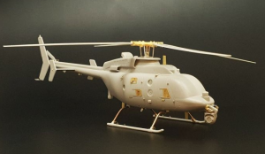 MQ-8C Fire-X UAV Helicopter