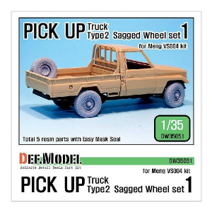 PICK UP TRUCK TYPE 2