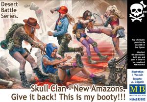 Skull Clan - New Amazons