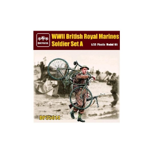 SOLDATO DEI BRITISH ROYAL MARINES